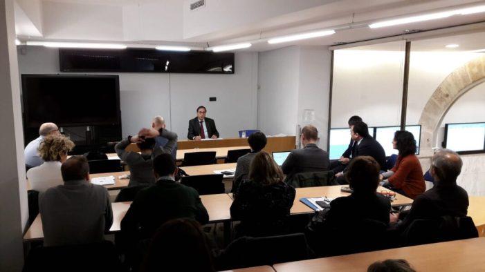 Soler: 'L'acció pública és essencial en la cerca d'instruments de finançament que no operen amb criteris financers i de mercat, sinó socials'