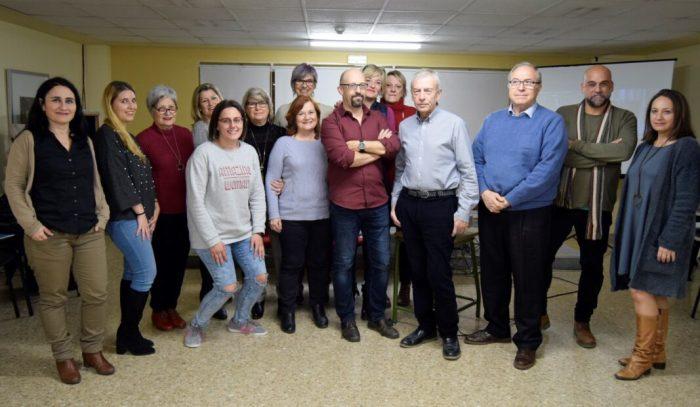 17 persones comencen el Taller de Tècniques d'Escriptura a Burjassot