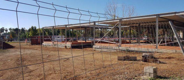 L'escoleta municipal de Xirivella, en marxa