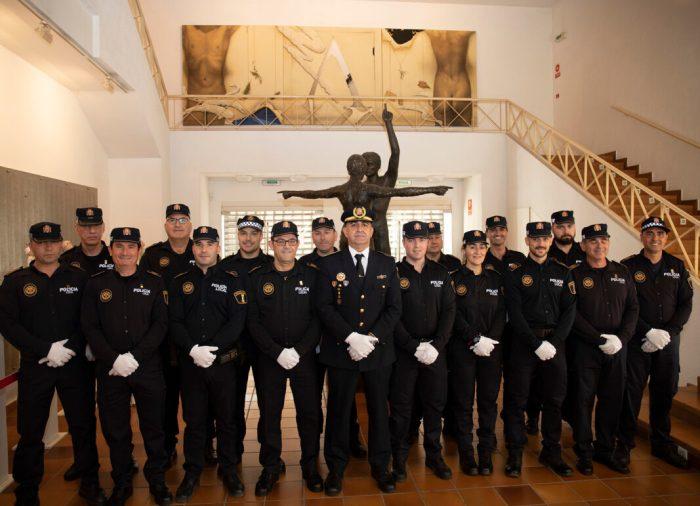L'Alcúdia commemora els més de 150 anys de servei de la Policia Local