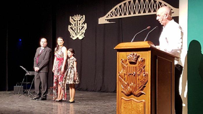 Ahir diumenge al Gran Teatre d'Alzira es celebrà la II Gala de la Cultura Fallera.
