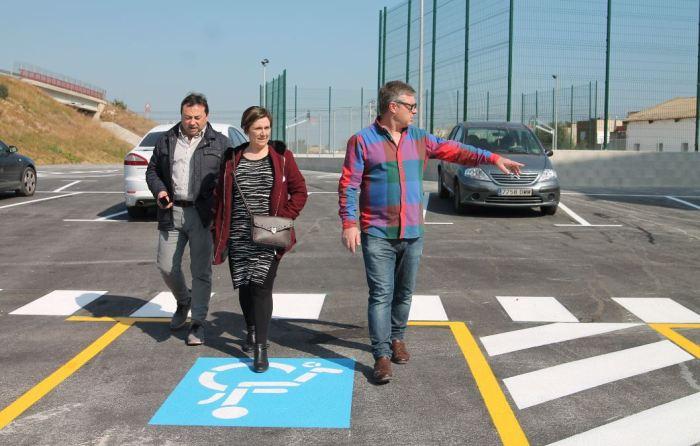 Sueca consolida el seu anell urbà de zones d'estacionament públic i gratuït