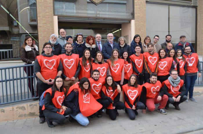 Alboraia celebra Sant Valentí donant les gràcies per comprar en el comerç local
