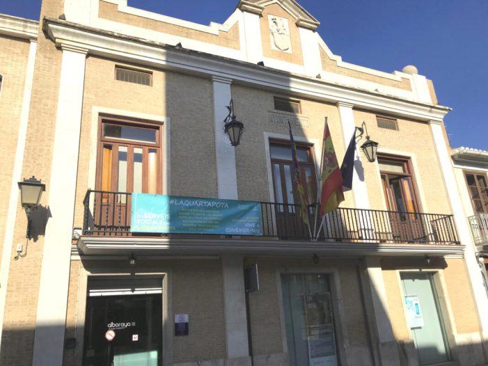 El Ple d'Alboraia declara un suport majoritari a la vaga feminista del 8 de març