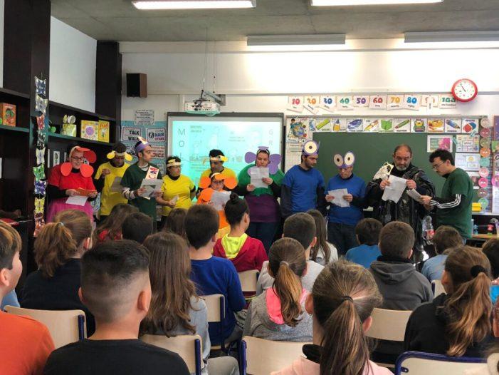 Alumnat del municipi de Picassent comparteix coneixements sobre biodiversitat a les aules