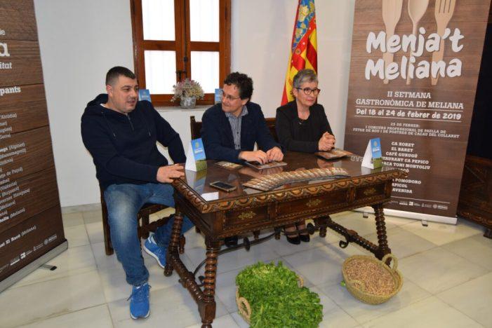 Meliana organitza la 2a setmana gastronòmica i el primer concurs de paella de fetge de bou