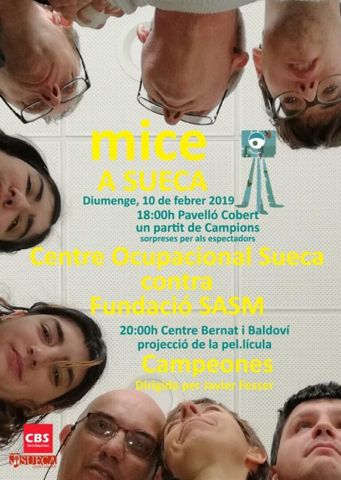 Campeones, la pel·lícula guanyadora dels Goya, inspira la celebració de la MICE a Sueca