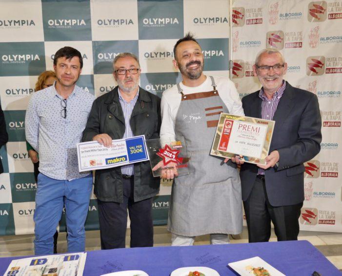 Alboraia inicia la VII edició de la Ruta de la Tapa Alboraia Urban-Platja