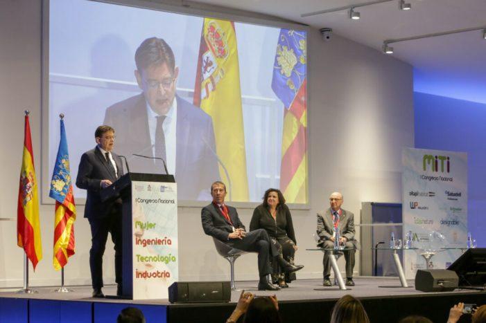 Ximo Puig: 'La Generalitat continuarà treballant per a sembrar igualtat en tots els àmbits de la societat'