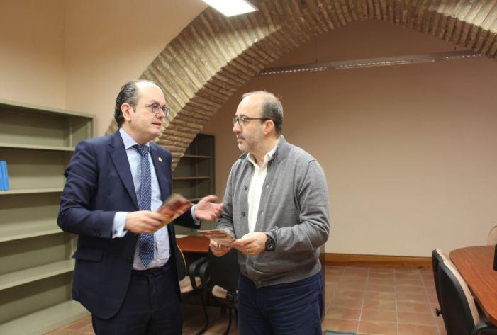 El Col·legi d'Advocats d'Alzira estrena noves  instal·lacions per a les seues oficines de  mediacion cedides per l'Ajuntament  d'Alzira