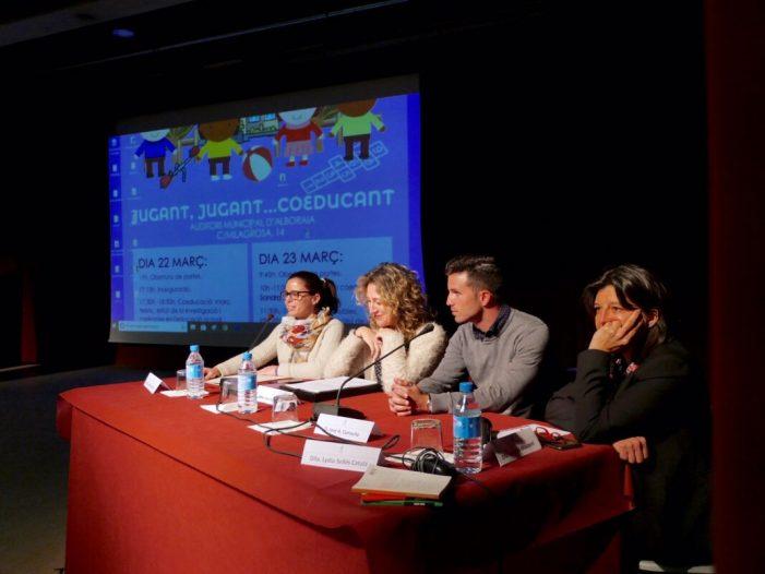 Alboraia celebra amb èxit les seues primeres Jornades sobre Coeducació