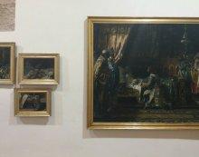 Cullera exhibeix des d'aquest dijous una obra mestra de Pinazo propietat de la Diputació