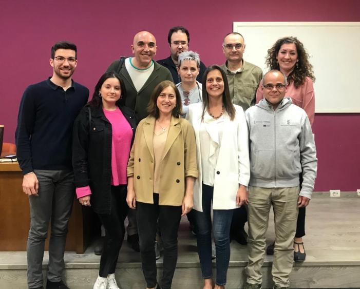 Manpower Group celebra a Almussafes un taller formatiu per a les persones desocupades