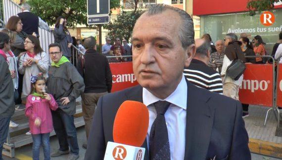 Enrique Lahuerta deixa la política municipal després de 8 anys com a regidor del Partit Popular d'Alzira