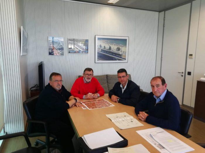 L'Ajuntament d'Almussafes i la Generalitat Valenciana dissenyen un pla per a millorar la circulació en la ronda Síndic Antoni Albuixech