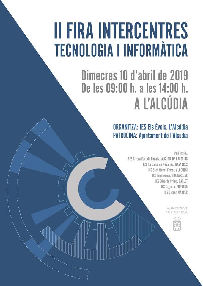 L'Alcúdia acull la II Fira Intercentres de Tecnologia i Informàtica