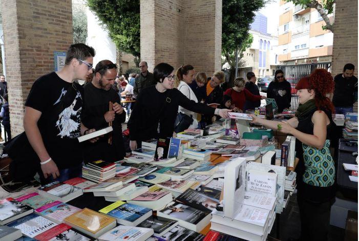 Els llibres tornen a ser protagonistes a l'Alcúdia