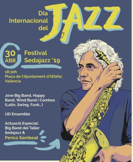 Alfafar celebra el Dia Internacional del Jazz amb una marató de concerts