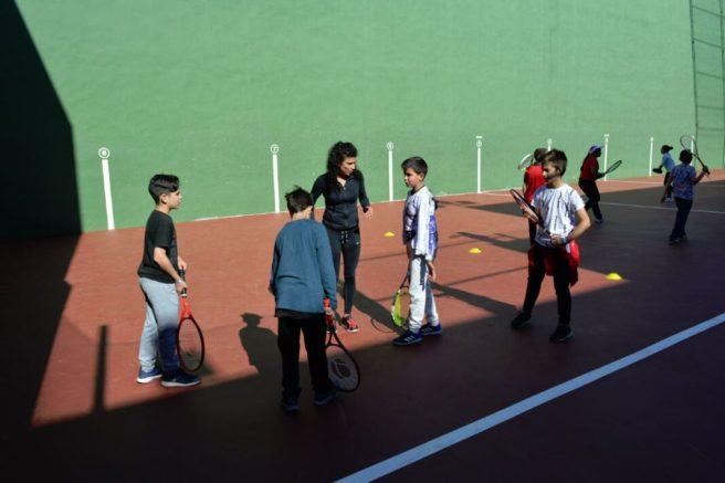 """Més de 2.000 xiquets i xiquetes de Benetússer participen en la campanya """"Anem al Teatre"""""""