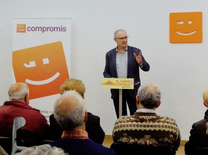 L'Assembla Local aprova per unanimitat la candidatura de Compromís per Carcaixent