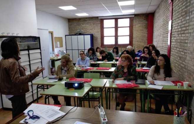 Ens visiten estudiants francesos en un intercanvi amb La Nostra Escola Comarcal, de Picassent
