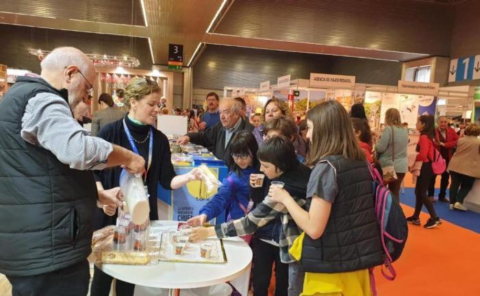 Alboraia porta el seu turisme fins a l'Expovacaciones de Bilbao