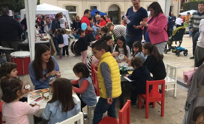 Alfafar celebra la seua Festa de la Infància