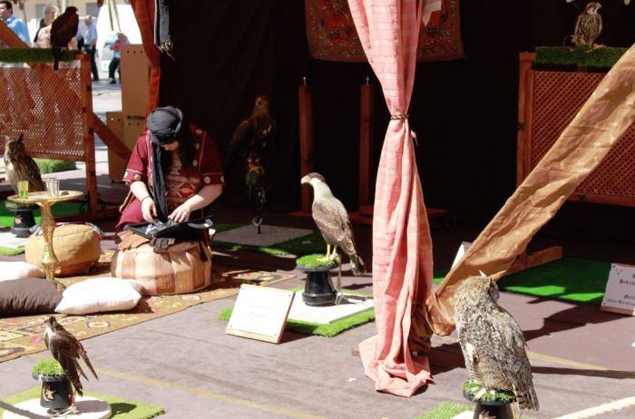 Alfafar celebra el VI Mercat Medieval del Barri Orba