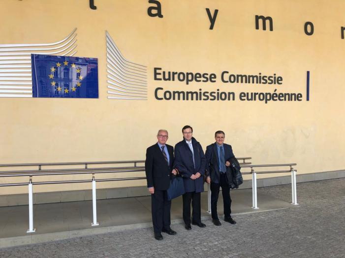 AVA-ASAJA acredita a Brussel·les que els cítrics comunitaris perden quota de mercat a Europa mentre que els de tercers països guanyen terreny