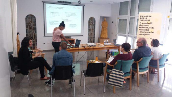 L'IVAJ i EAPN CV-Xarxa per la Inclusió inicien la 'Marxa per la Inclusió' per a trencar estereotips sobre la pobresa i transmetre valors solidaris