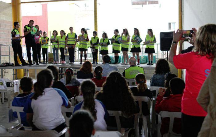Sueca clausura el primer curs de la nova aula d'Educació Viària