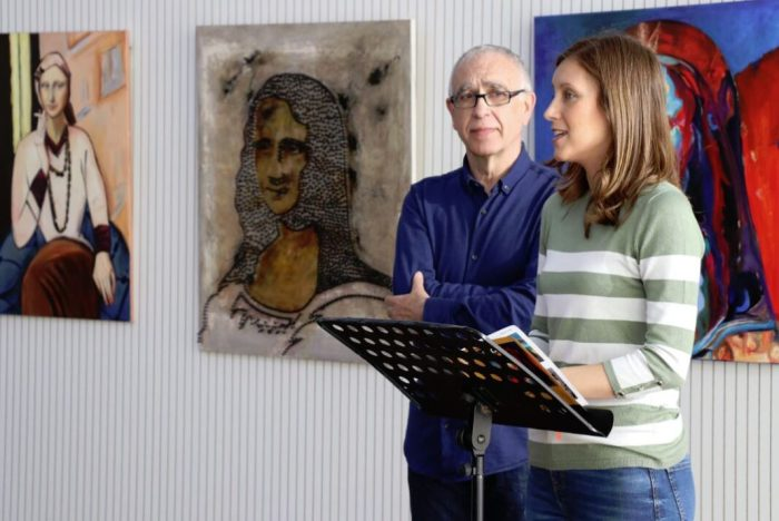 Torrent d'Art celebra la semana cultural Proyecto Leonardo
