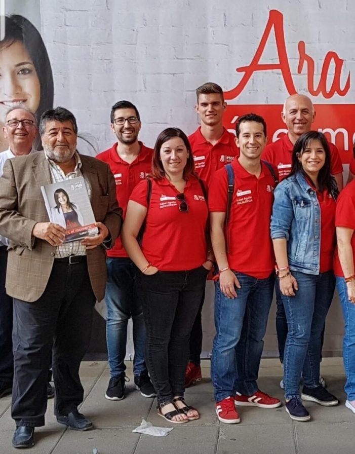 Alberto Yago Canet renuncia voluntàriament a la seua acta de regidor d'Alzira donant pas al número 4 de la llista Fernando Pascual