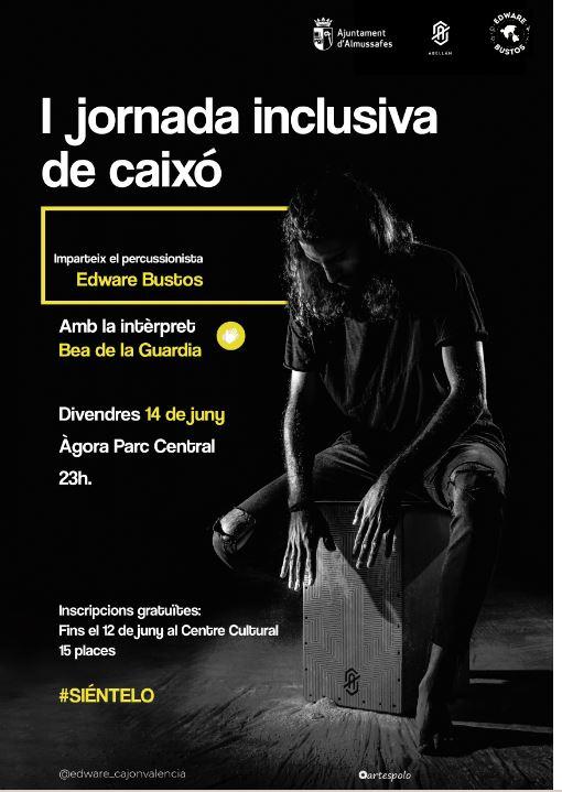 Almussafes aposta per la inclusió en el Dia Nacional de les Llengües de Signes Espanyoles