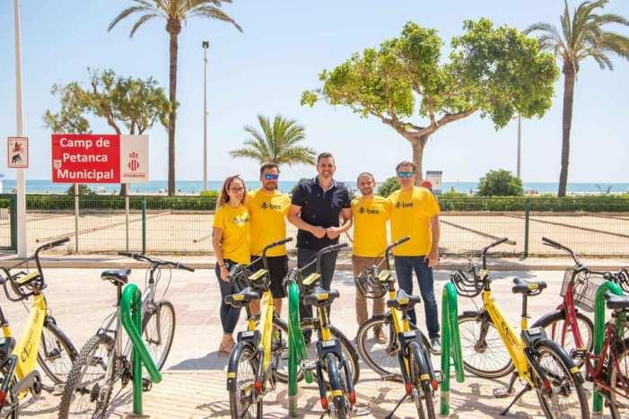 Cullera ja disposa de bicicletes de lloguer sense enganxament