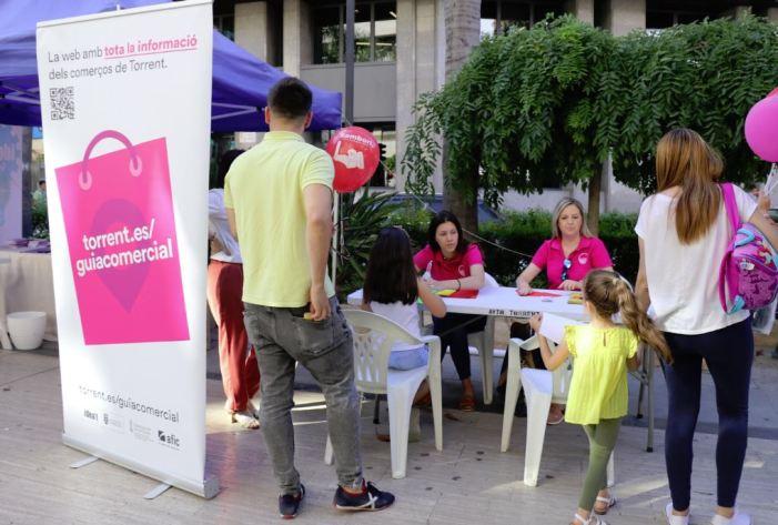 Èxit de participació en la Mostra Empresarial de Torrent