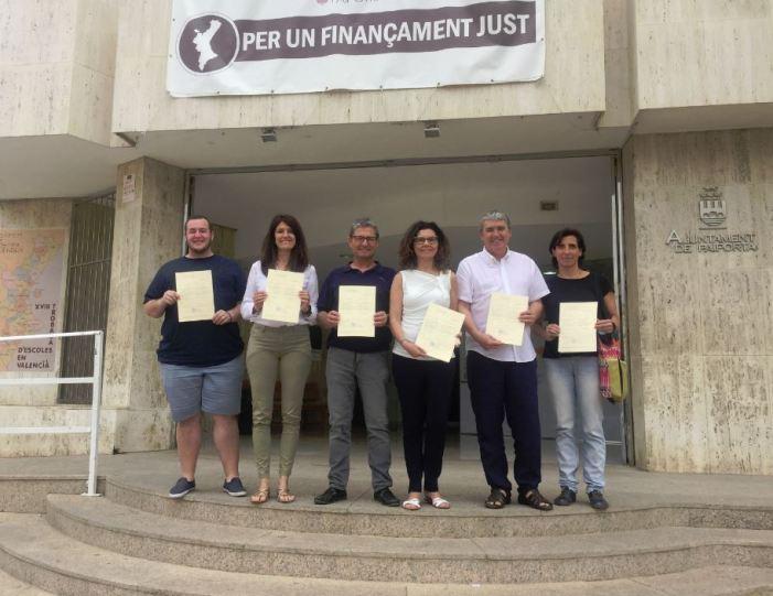 Compromís per Paiporta gestionarà les regidories de Benestar Social, Urbanisme, Joventut i Esports, Igualtat, Ocupació i Comerç i Hisenda