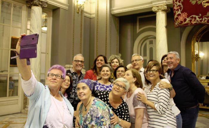 L'Ajuntament d València commemora el Dia Mundial de la Presa de Consciència de l'Abús i el Maltractament cap a les Persones Majors