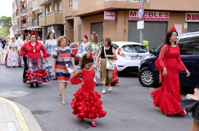 Els Rocieros de Torrent celebren un cap de setmana cultural carregat d'activitats