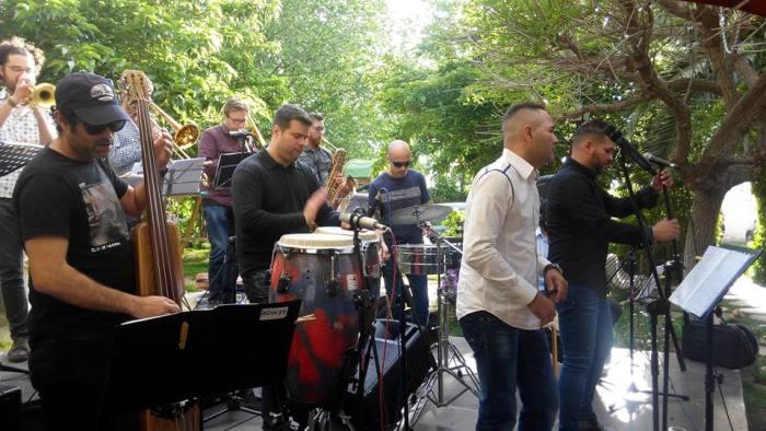 Comencen els concerts de Jazz als barris i pobles de València amb l'actuació de Plena 79 al Parc Central