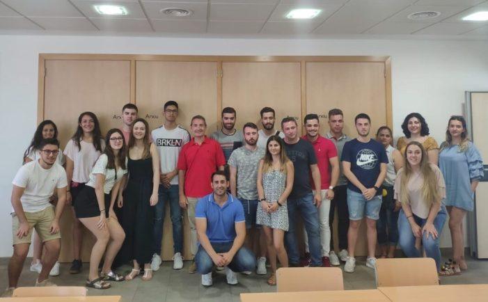 L'Ajuntament de Xirivella comptarà de nou amb diferents estudiants de la Dipu et Beca durant els pròxims mesos d'estiu