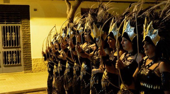 Finalitzen les festes del Barri Orba d'Alfafar amb èxit de participació