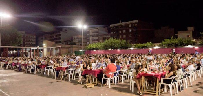 AECC Almussafes organitza un any més el sopar benèfic contra el càncer