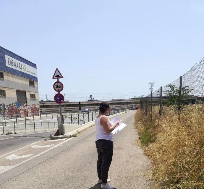 Alfafar inicia una campanya de control i neteja de solars
