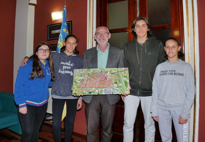 """El projecte """"App Orxata"""" de l'alumnat de l'IES La Patacona és finalista en el Premio Acción Magistral"""