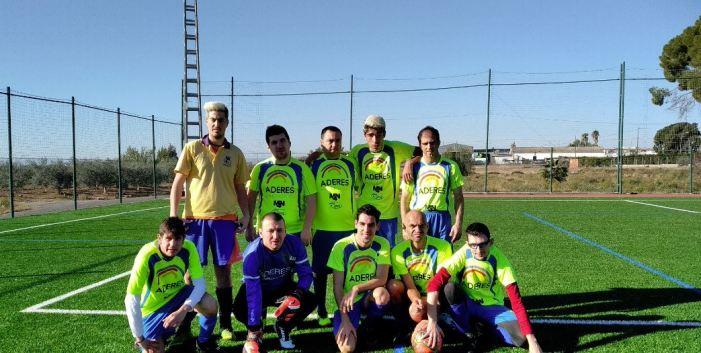 ADERES Burjassot es proclama Campió de Lliga de futbol 8 inclusiu LFI