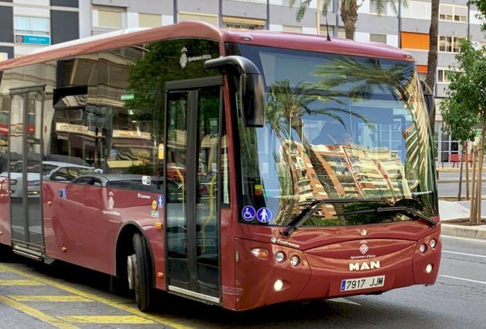 Més de 4.000 usuaris utilitzen gratuïtament el servei de transport urbà