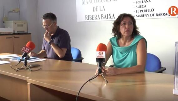 Ajornat el Ple de Constitució de la Mancomunitat de la Ribera Baixa per falta de consens.