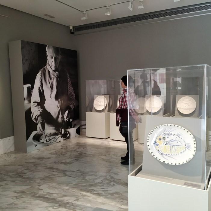 El Museu de Belles Arts de València prorroga l'exposició 'Picasso-Cela: dibuixos, escrits i ceràmiques. Col·lecció Gabarrón'