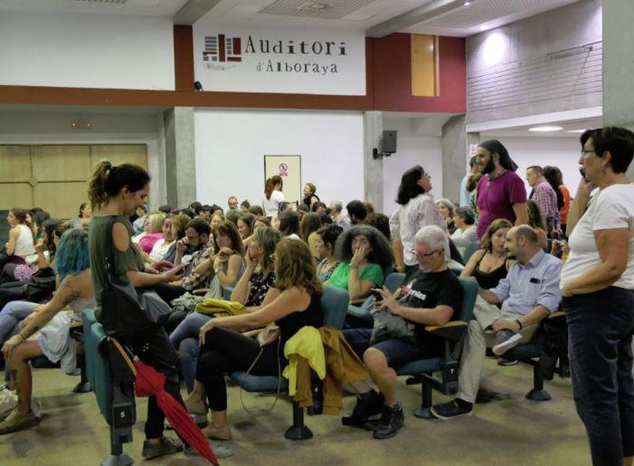 La Psicowoman plena l'Auditori Municipal d'Alboraia